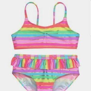 💝H&M kids 2-piece bikini